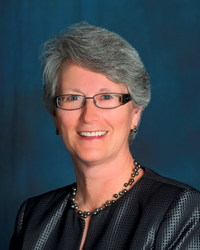 Dr. Wanda Nitsch, president and chief academic officer of the University of St. Augustine for Health Sciences