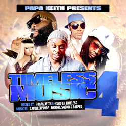 Papa Keith Presents Timeless Music 4