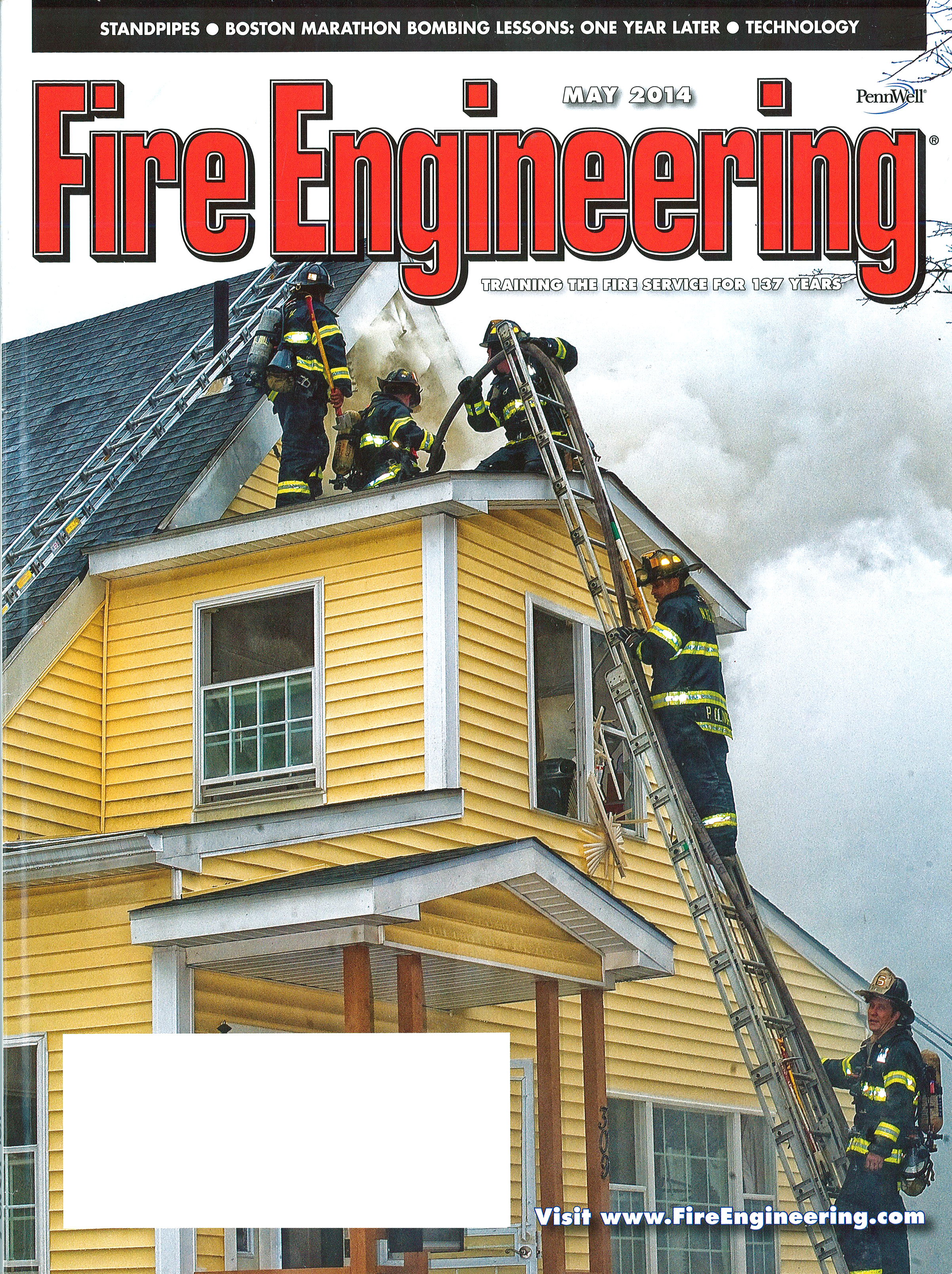 Tulsa Ok News >> Fire Engineering Magazine Partners with Russell Johns to Launch an Online Career Center for Fire ...