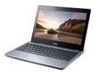 Acer First to Launch Chromebook with Intel Core i3 Processor