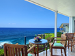 Enjoy the View from an Oceanfront Lanai.