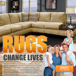 Oriental Rugs Change lives