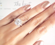 Style Expert Lilliana Vazquez Helps Friend Pick Adiamor Engagement Ring