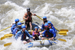 Kids as young as  old and at least 50 pounds can raft Bighorn Sheep Canyon