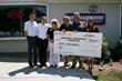 Grappone Automotive Group Awards Speedway Children's Charities With A...