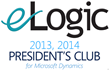 eLogic Repeats Success With President's Club for Microsoft Dynamics in 2014