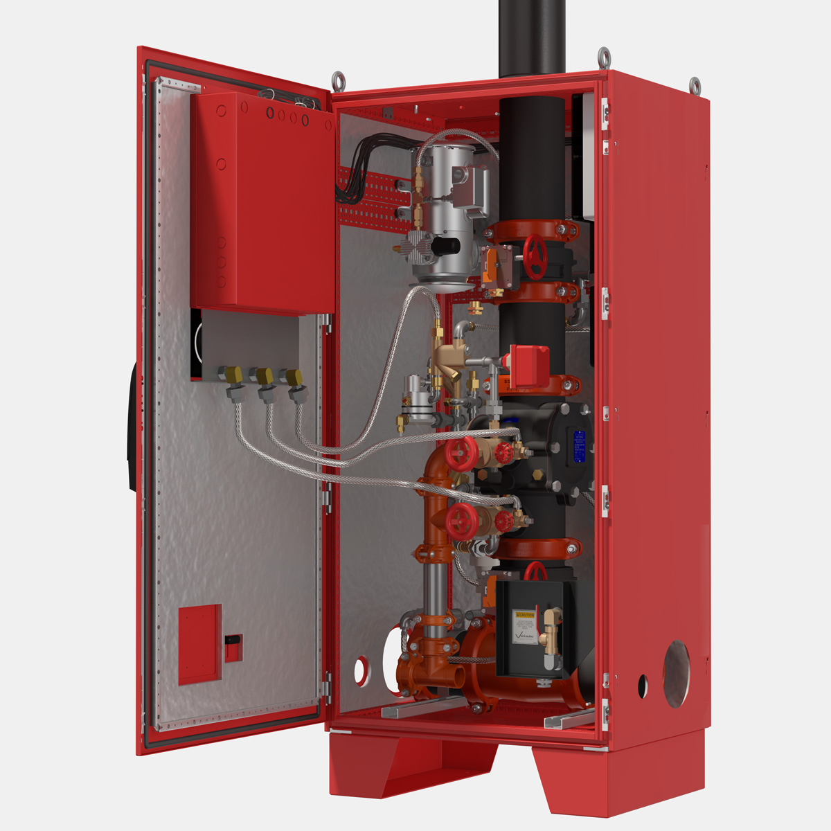 Victaulic Announces New Firelock Series 745 Fire Pac