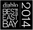 Diablo's Best of The East Bay Logo