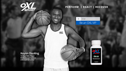 OXL Sport, OmegaXL, DHA, EPA, DOMS, Omega-3, PSCO-524, Keyon Dooling, Great HealthWorks, What's Driving You
