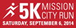 Announcing the First 5K Run at the New Santa Clara Levi's®...