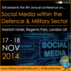 Social Media within the Defence and Military Sector 2014
