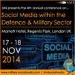 10 Key Questions Addressed At Social Media Military 2014