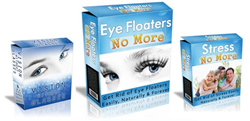 eye floaters no more book