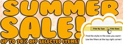 Summer Sale at Atom Retro