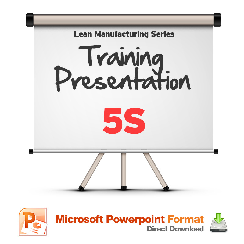 5s powerpoint training is now available through creative safety supply