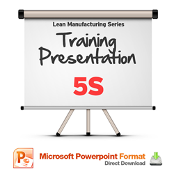 5S PowerPoint Training Presenation