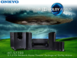Onkyo Unveils Dolby Atmos-Ready HTiB Packages, Speaker System, and Base-Model A/V Receiver With HDMI 2.0 and Bluetooth