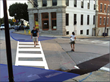 The Village of Ossining's Spring Street two-way conversion pilot program will improve traffic and pedestrian circulation