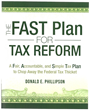 FAST Plan Solves Tax Reform Riddles