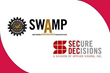 SWAMP and Secure Decisions Logo