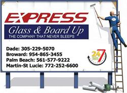 Business Glass Repair / Replacement in Fort Lauderdale