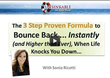 Best Unsinkable Bounce Back System Review Examines Sonia Ricotti's...