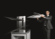 Festo Demonstrates a Small, Highly Efficient Wind Powered Generator...