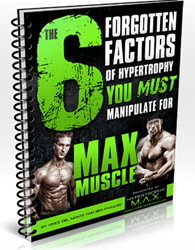 Vince and Ben's Hypertrophy Max Program