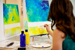 Brookhaven Welcomes New Art Therapist