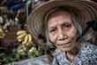 vietnam, hoi an, fine art, women, portraits, beauty, age, maturity