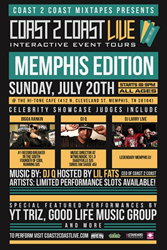 Memphis 7/20/14