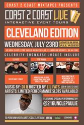 Cleveland 7/23/14