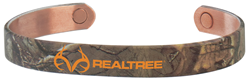 REALTREE® Camo Copper Wristband