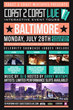 Coast 2 Coast LIVE Hits Baltimore, Maryland July 28, 2014