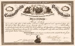 George Ludwig Civil War Damage Claim.