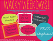 Wacky Weekday Promotion Saves Lives at the Stockton Animal Shelter