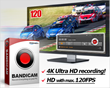 Bandisoft Announces Bandicam; Record 4K Ultra HD Video and Capture Up...