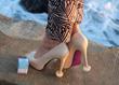 Starlettos freedom in heels