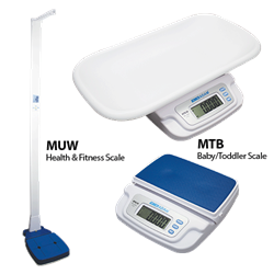 Adam Equipment's MUW and MTB Scales