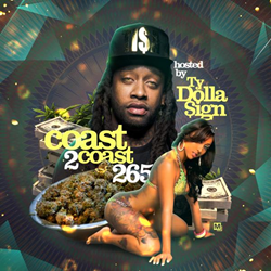 Coast 2 Coast Mixtapes Vol. 265 Ty $