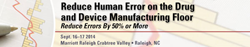 Reducing Human Error