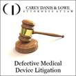 Carey Danis & Lowe Reports on Vaginal Mesh Bellwether Cases