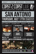July 17th Coast 2 Coast LIVE Is Coming To San Antonio, TX