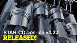 STAR-CD and es-ice v4.22