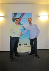 OTRS IT service software implementation in South Africa is done by the new OTRS partner OSCOSM