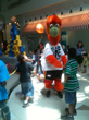 Burnie at Southland Mall - Kids Week