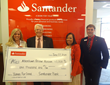 Santander Bank Rewards Allentown Rescue Mission for Doing Community...