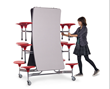 BioFit Introduces Solution to Extend Mobile Folding Table Life