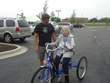 Centenarian Biker at GreenFields of Geneva Rides Again for the First...