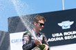 Kyle Wyman Achieves Podium Finish at Laguna Seca Post-Surgery